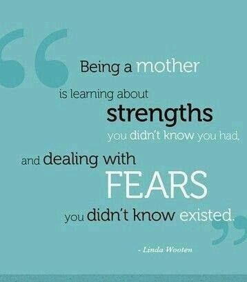 Mother Quotes Strength