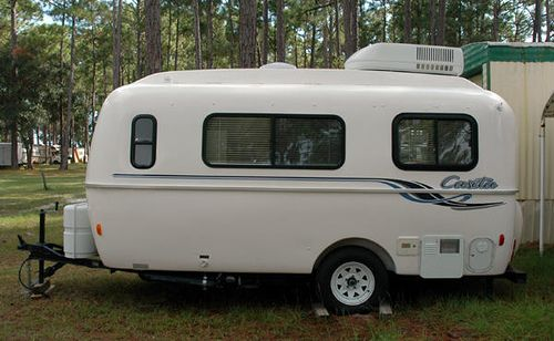 Small Campers |   Small Travel Trailers Make This American