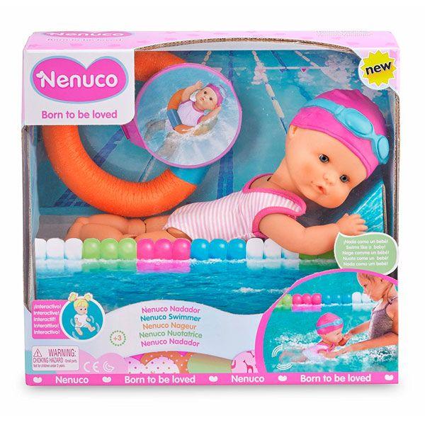 Nenuco Nadador Juguetes Para Ninas Juguetes De Barbie Y