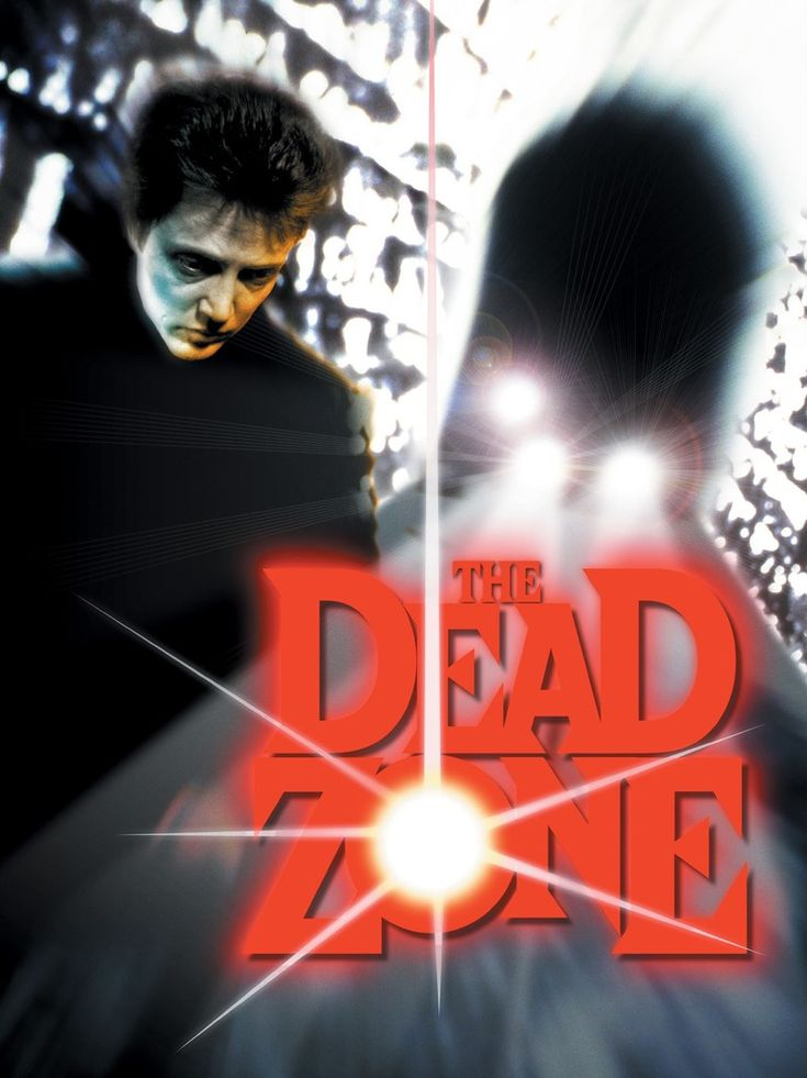 The Dead Zone combines taut direction from David Cronenberg and and a rich performance from Christopher Walken to create one of the strongest Stephen King adaptations.