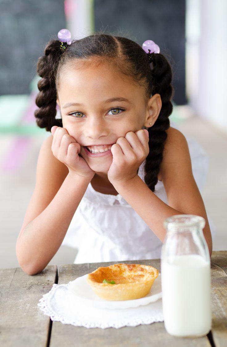 Cute Kids: Black & Blue...eyes