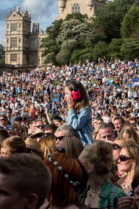Splendour Festival at Wollaton Park