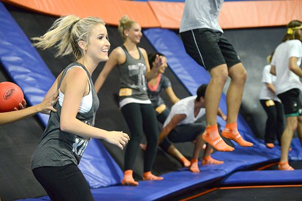 Sky Zone Trampoline Park  1650 Airport Road NW Ste 105 Kennesaw, GA 30144  678-426-4400