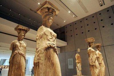 Athens Greece Museums