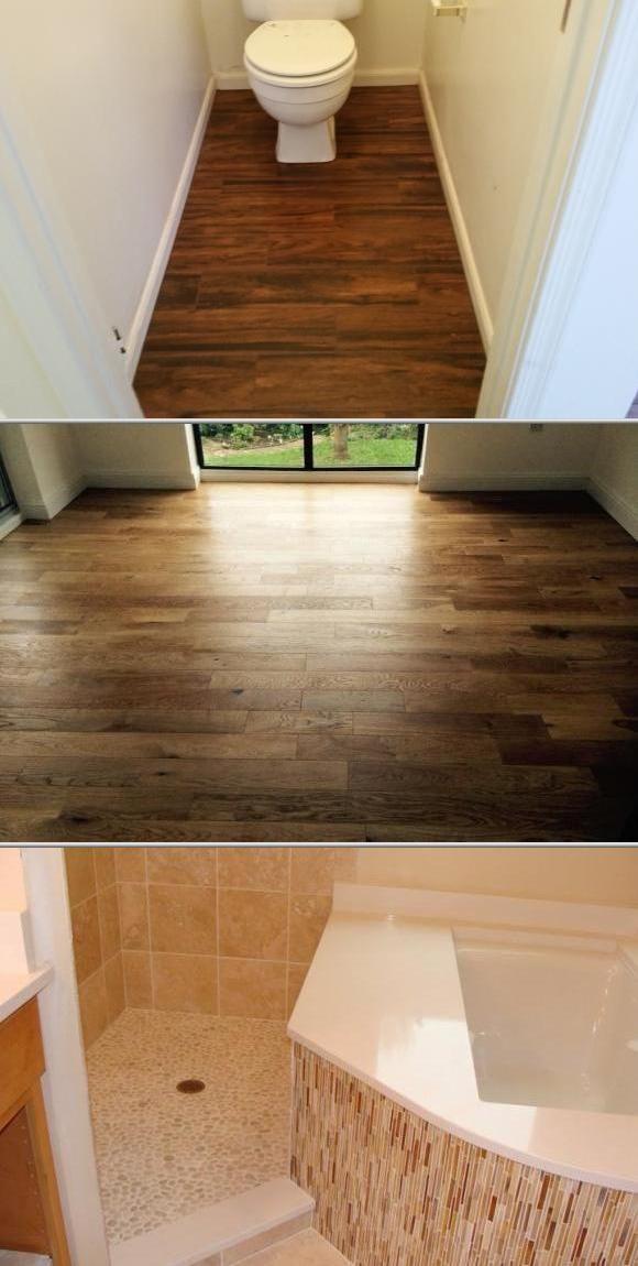 1000 Ideas About Laminate Tile Flooring On Pinterest