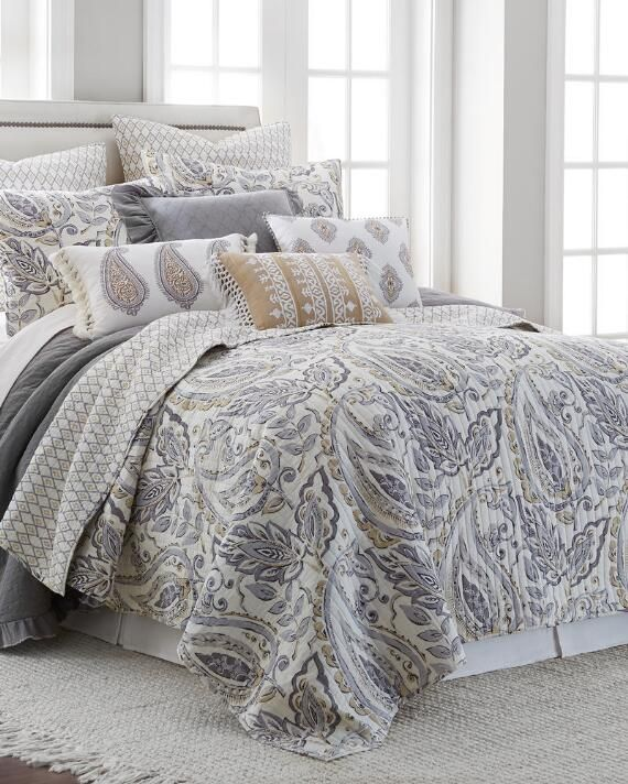 Tamsin Luxury Quilt King Quilt Sets Quilt Sets Luxury Quilts
