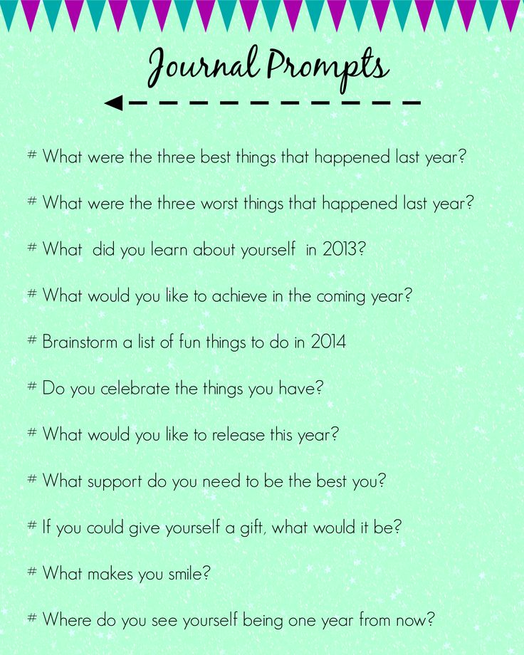 This Enchanted Pixie // | Journal Prompts for a New Year….. | http://thisenchantedpixie.org