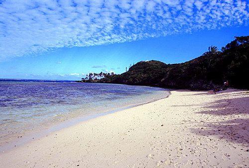 Santal Bay Lifou Island