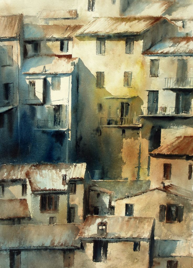 48 best images about david chauvin on pinterest for Pinterest aquarell