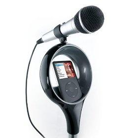 Memorex MKS-SS1 SingStand Home Karaoke System, (karaoke, microphone, singing machine, ipod, singing, ipod accessories, karaoke machine, family entertainment, family game, christmas)