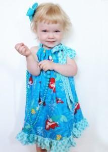 DIY Clothes DIY Refashion  DIY Pillowcase dress