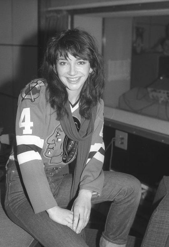Kate Bush on tour, 1979