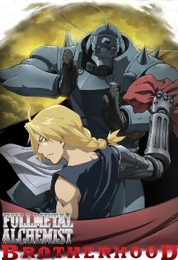 Full Metal Alchemist Brotherhood Latino