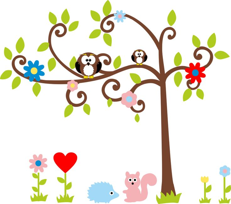 Swirly Tree Wall Art - The Supermums Craft Fair