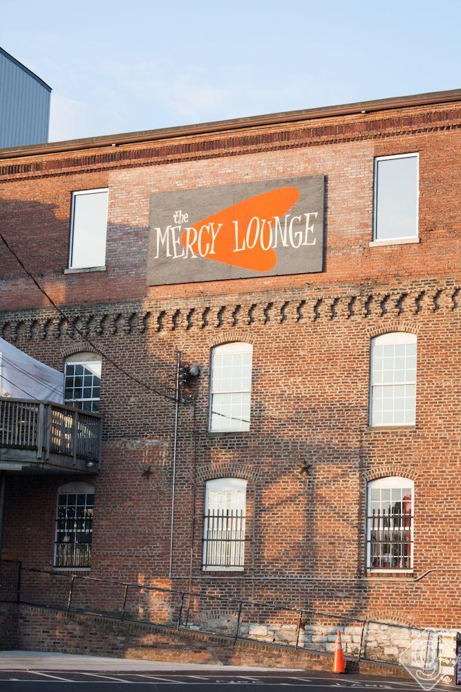 Mercy Lounge in downtown Nashville - Best Music Venues in Nashville