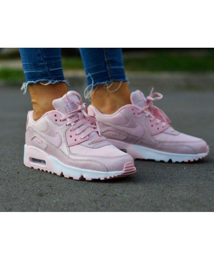 air max mesh pink