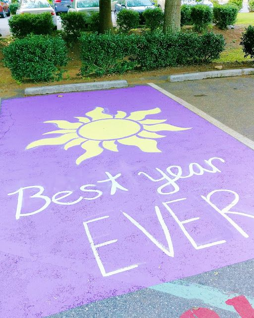 How to Paint a Parking Spot