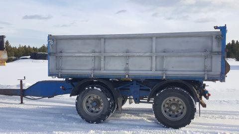 FINN – Lastebil og henger