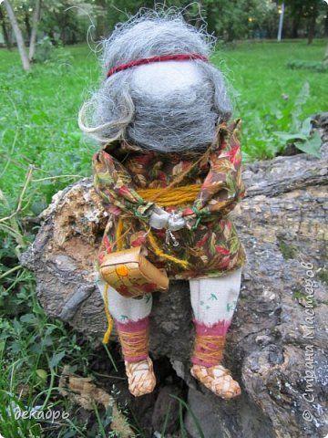 Куклы Шитьё Храмовник Ткань фото 1