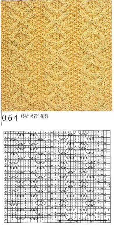 tejer patrón de tejer patrón # 91