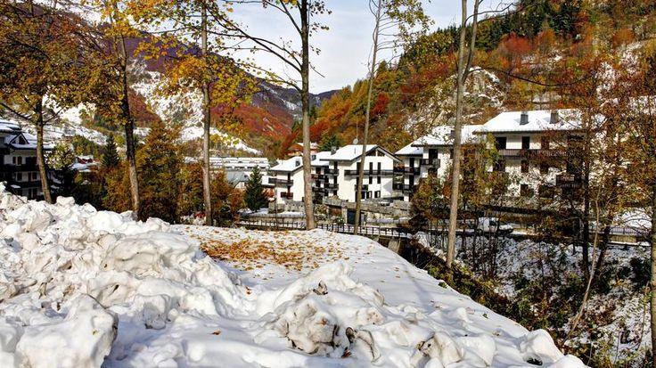 Weather in Italy in November