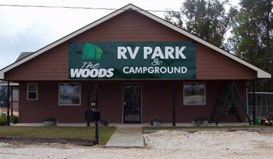 The Woods RV Park Campground At Montgomery Alabama United States