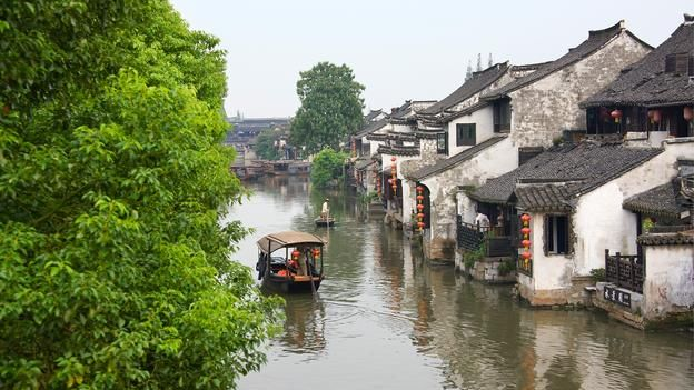 The once powerful Grand Canal in Beijing's suburb of Tongzhou was recently added to the Unesco World Heritage List