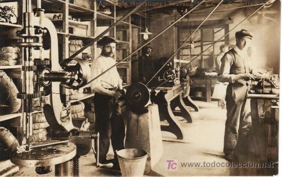 Capdella, Atelier de reparations (travaux E E C a capdella)