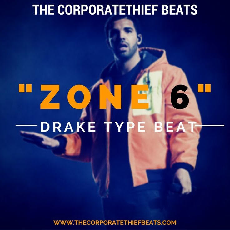 Drake Type Beat 2015 - Zone 6 Prod. The Corporatethief Beats
