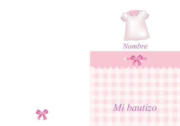 Bautizo niña: http://comprasonline.zetta.com/product/tarjeta-bautizo-nina-vestido-20-x-14-cm