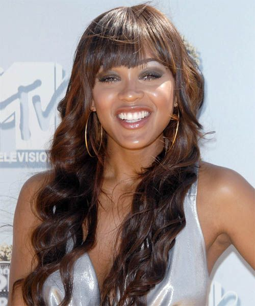 50 best its all good images on pinterest megan good my style good haircuts for oblong faces meagan good hairstyle casual long wavy 8445 pmusecretfo Gallery