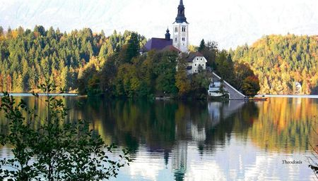 Lake Bled Photo by Theodosis Chris — National Geographic Your Shot