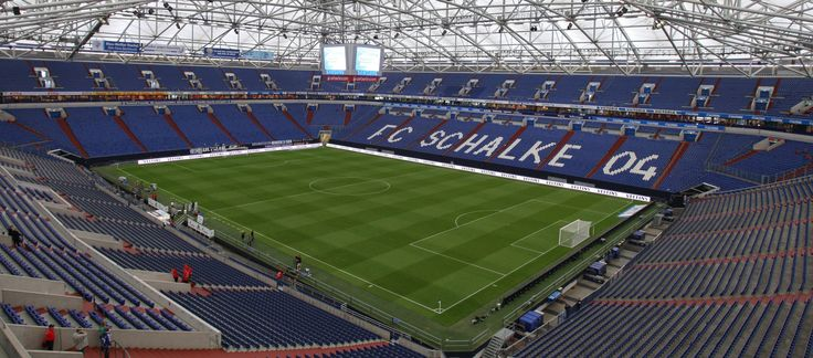 @Schalke Veltins-Arena #9ine