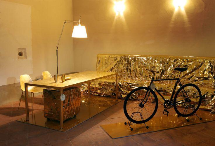 Questa è GOLD DESIG e non poteva non essere ad Arezzo: la città dell'oro.