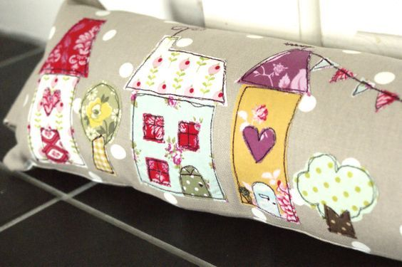 Draft Excluder Emily Carlill: