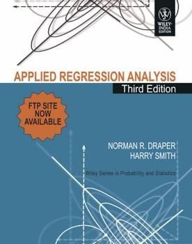 Applied Regression Analysis 3ed