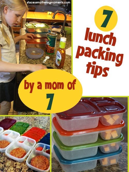 school lunch packing tips with #easylunchboxes