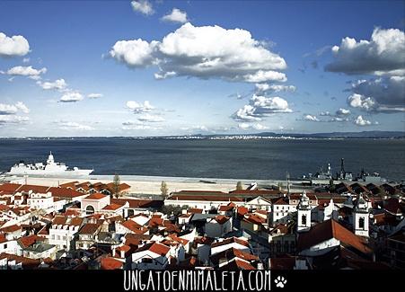 Lisboa en 2 dias. Dia 1. | UN GATO EN MI MALETA, Lisbon, Portugal