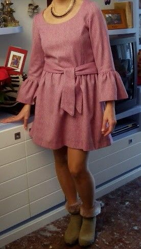 Confeccion vestido Dic 2013