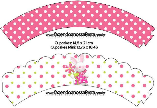 Tavşan Temalı Ücretsiz Parti Seti - Neşeli Süs Evim - Ücretsiz Doğum Günü Süsleri