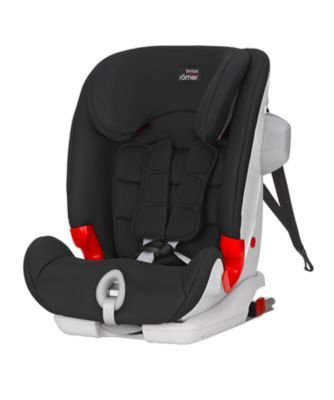 Graco Milestone All-In-One (Group 0+/1/2/3) Car Seat - Extreme Black - combination car seats (group 0+-1) - Mothercare