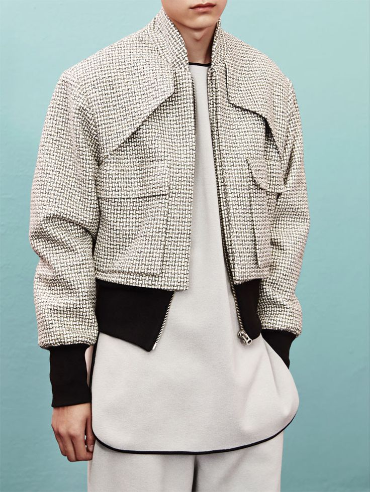Sean Suen Fall/Winter 2014 Lookbook Oh Boy | @andwhatelse http://www.99wtf.net/category/young-style/casual-style/