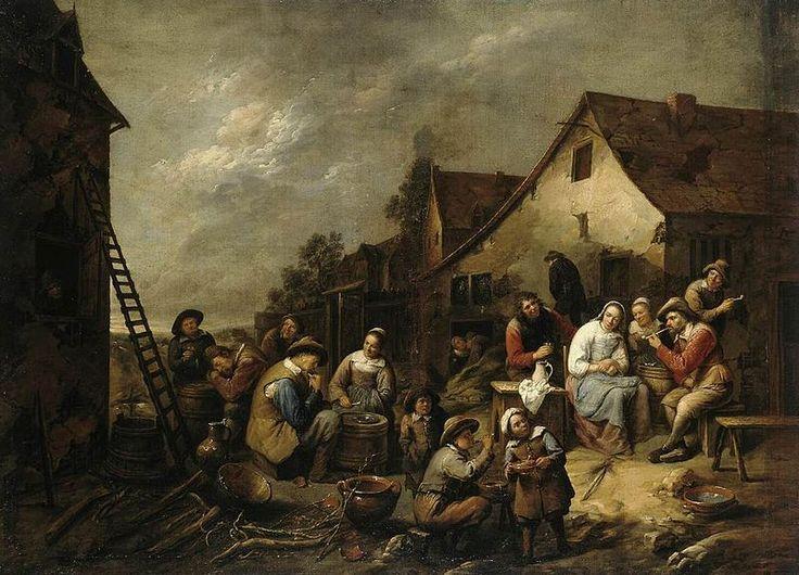 Gillis van Tilborgh (Village Inn)