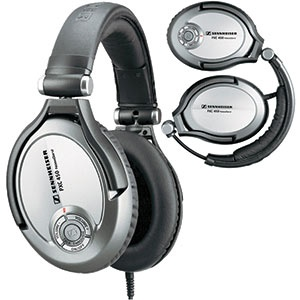 Maplin Electronics - PXC noise cancelling Sennheiser headphones