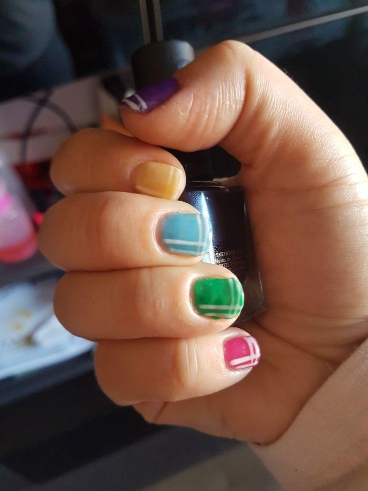 Mejores 17 imágenes de mis creaciones uñas semipermanentes en ...