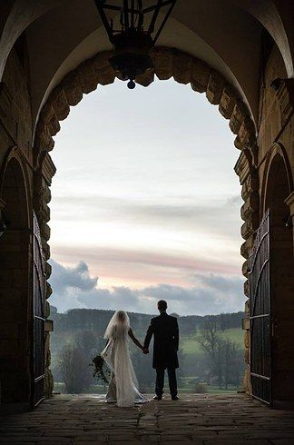 Chatsworth House, Derbyshire | 24 Breathtaking British Wedding Venues