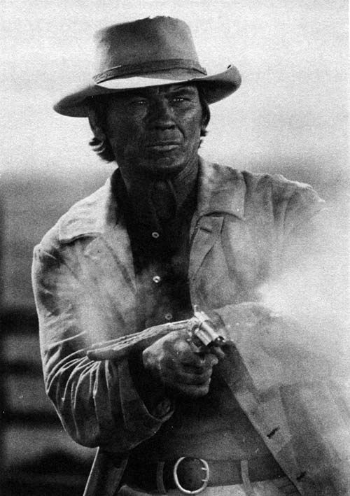 """""""C'era una volta il West"""" (Once Upon a Time in the West, 1968) #CharlesBronson #OnceUponATimeInTheWest"""