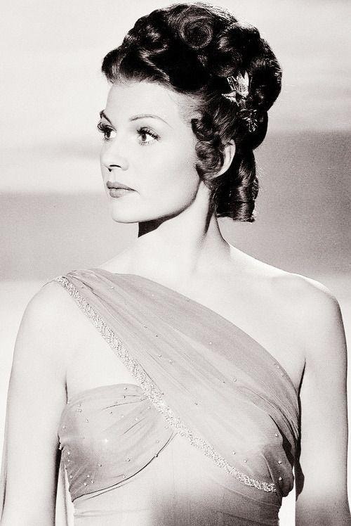 "Rita Hayworth as Tepsichore in ""Down to Earth"" (1947) So beautiful!"
