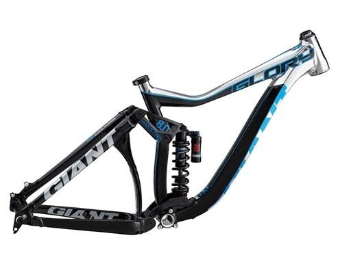 Giant Glory FR Mountain Bike Full Suspension Frame Set