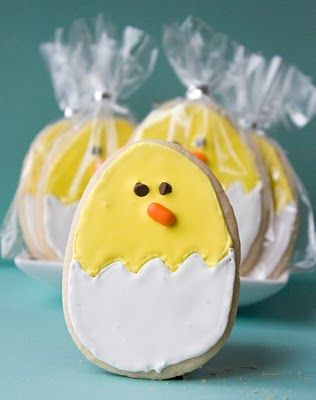 Cute #Easter #Cookie Recipes